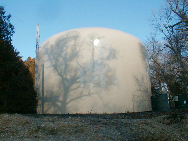 Oyster Bay Water District Water Storage Tank